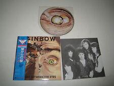 RAINBOW/STRAIGHT BETWEEN THE EYES(POLYDOR/UICY-93624)CARDBOARD JAPAN CD+OBI