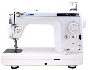 JUKI TL-2010Q + Bonus Mid-Arm Quilting and Piecing Sewing Machine