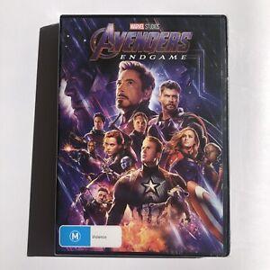 Avengers Endgame DVD (2019), Brand New & Sealed, REGION 4, Marvel Studios