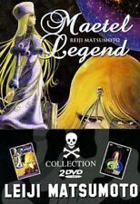 RARA PACK MAETEL LEGEND DNA SIGHTS 999.9 FIRE FORCE LEIJI MATSUMOTO DVDS