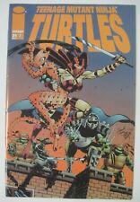 TEENAGE MUTANT NINJA TURTLES #21 IMAGE COMICS 1999 1ST PRINT TMNT