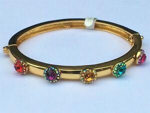 Butler and Wilson Gold Bracelet
