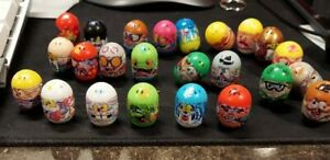 Lot of 24 Mighty Beanz 2019