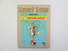 LUCKY LUKE WESTERN CIRCUS TBE/TTBE SERIE LA COLLECTION