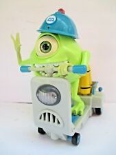 Mike on Scooter Monsters Inc Disney Battery Operated Remote Control Thinkway Toy