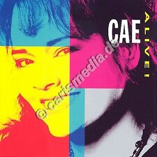 CD: CAE ALIVE (Cae Gauntt) *NEU*