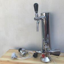 Kegerator Kit G Keg Coupler Tap Tower Ball Lock Corny sodastream CO2 regulator