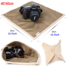 Waterproof DSLR Camera Soft Wrap Padded Cover Laptop Protector Lens Cover Cloth