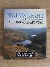 Wainwright on the Lakeland Mountain Passes 1992