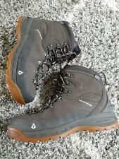 Vasque Men's Insulated Hiking Boots Size 12 Leather Waterproof Brown