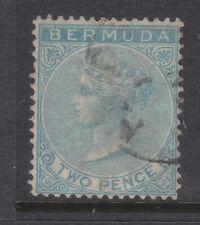 Bermuda 1865 Sg 3 good used