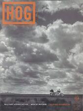 Harley Magazine 2014 HOG Military Apprection Men Of Mayhem Touring Hwy 50 028