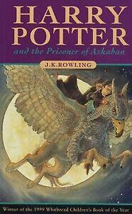 Harry Potter 3 and the Prisoner of Azkaban von Rowling, ... | Buch | Zustand gut