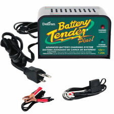 Deltran Battery Tender Plus 12V Charger Boat Lawn Tractor 021-0128 1.25A