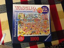 ravensburger  puzzles 1000 piece WHAT IS THE BIG SURPRISE