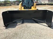 "Linville 8' x 36"" skid steer snow pusher plow Free Shipping"
