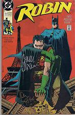 ROBIN 1 SIGNED Chuck Dixon Tom Lyle 1994 BATMAN DC NM Joker's Wild 2-4 Bob Smith