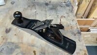 STANLEY BAILEY No 5 1/2 PLANE IN GOOD CONDITION MADE IN USA