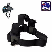 Adjustable Gopro Camera Head Helmet Strap Belt Adapter For Hero 3+ 4 OBPRO1105