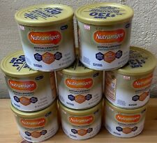 8x Enfamil Nutramigen Hypoallergenic Baby Powder Formula - 64 oz Total - Apr '22