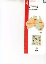 Urana (NSW)  8127   1:100,000  topographic map, brand new latest edition