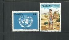 NAMIBIA. Año: 1995/7. Tema: TEMAS VARIOS. TIPOS DIVERSOS.