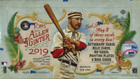 2019 Topps Allen & Ginter Baseball Complete Your Set Pick 25 Cards From List