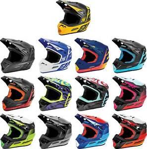 Answer Racing Youth AR1 Helmet - MX Motocross Dirt Bike Off-Road MTB Boys Girls