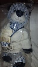 North American Bear Co. Stan Herman Signed Limited Stan at Home Teddy Bear