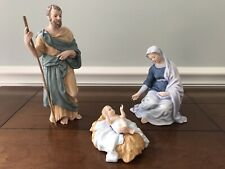 Lenox Renaissance Nativity The Holy Family 1991 - In Original Box