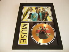 MUSE   SIGNED  GOLD CD  DISC 2