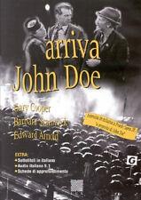 Arriva John Doe - DVD - Nuovo in cellophane