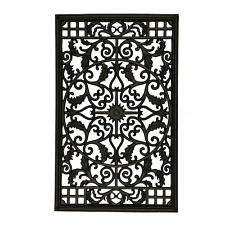 Nuvo Iron RECTANGLE DECORATIVE GATE FENCE INSERT ACW61 Fencing,Fence,Gates,Home
