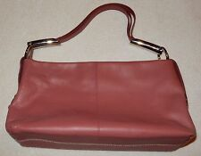 Robert Pietri Dusty Pink Handbag Purse Bag Leather