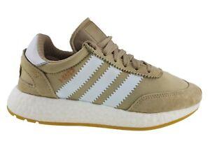 Adidas Originals Iniki I-5923 Sneaker Boost B27874 Gold Beige Schuhe