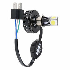 H4 Headlight CREE SMD 360 LED Light Bulb Headlamp for Harley Motorcycle#O