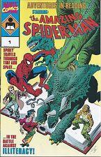 Marvel Amazing Spiderman 1   Adventures in Reading