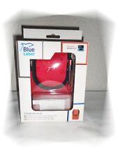 Pack Premium 10 Accessoires Pochette Housse Rouge Nintendo 3DS Blue Label Neuf