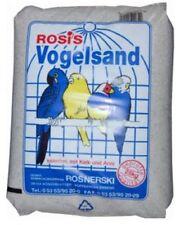 Rosis Vogelsand Vogel Sand weiss keimfrei mit Anis und Kalkgrit 25kg