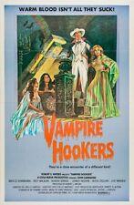 Vampire Hookers Movie Poster 24inx36in Poster