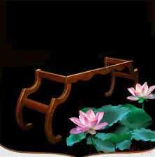 Guzheng Zazen Artistic Conception Zither Harp Koto Wooden Stents Vintage #1422