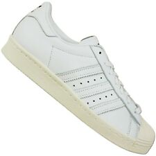 Adidas Superstar 80 DE LUXE CHAUSSURES DAMES BASKETS EN CUIR RETRO BLANC 36 2/3