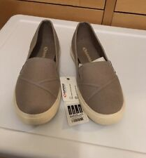Superga 2210 Cotw Slip-on Sneakers in Mushroom Sz 36 / US 6 NIB