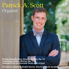 Patrick Scott Plays the Kennedy Center Aeolian-Skinner Pipe Organ in New Home