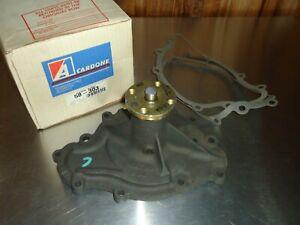 New Reman Cardone Water Pump 58-303 GM 488296 Date (130) Pontiac GTO Firebird