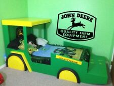 John Deere Vinyl Wall Decal Sticker