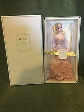 2013 Mattel Collector Gold Label Fashion Model Mint Mermaid Gown Barbie Doll