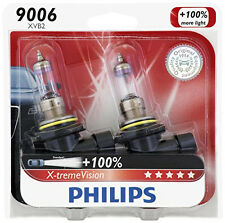 2x Philips 9006 HB4 X-tremeVision Upgrade Super More Bright Halogen Light Bulb