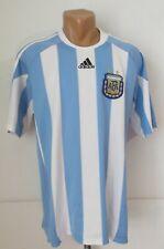 ARGENTINA 2010/2011 HOME FOOTBALL SHIRT SOCCER JERSEY CAMISETA ADIDAS MESSI ERA