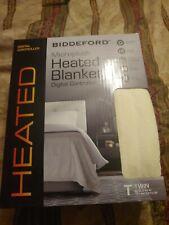Microplush Electric Bed Blanket - Biddeford Blankets - Twin